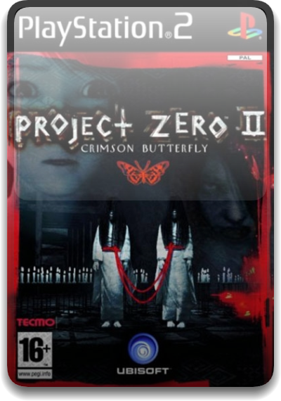 Project Zero II: Crimson Butterfly [PAL/RUS]