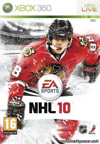 NHL 10 (2009) [PAL][RUS][RUSSOUND][L]