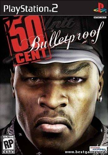 [PS2] 50 Cent Bulletproof [RUS/ENG|PAL]