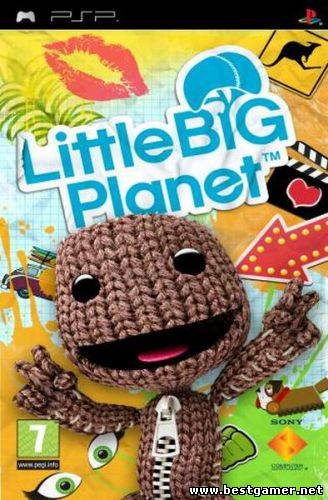 [PSP] Little Big Planet [Русский]- PRO-B10