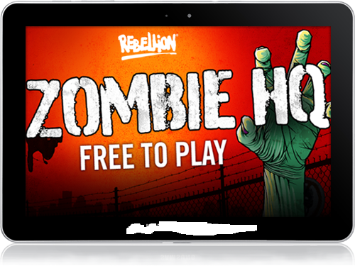 [Android] Zombie HQ (v1.7.1)[Action | Shooter | ENG]