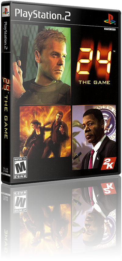 24: The Game [RUS/NTSC][IMAGE]