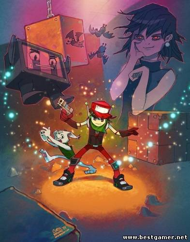 Cave Story+ (Nicalis) (ENG/RUS) [RePack] от Heather