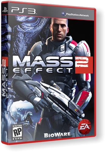 [PS3] Mass Effect 2 [PAL] [ENG\RUS] [Repack] [3xDVD5]