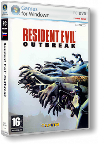 Resident Evil: Outbreak (2003) [RUS][RUSSOUND video][P]