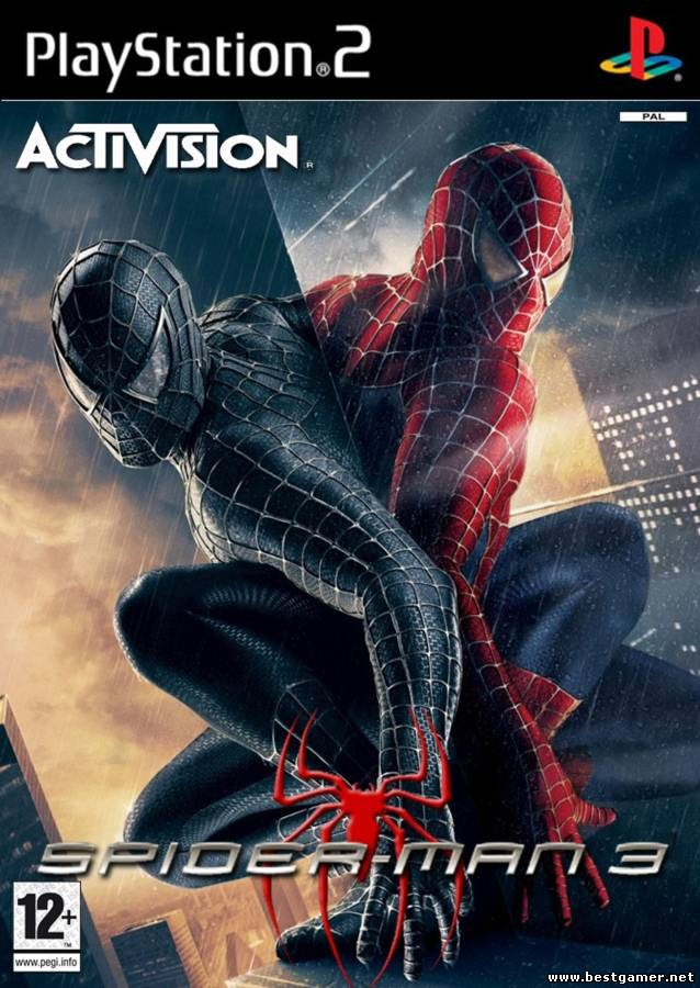 [PS2] Spider-Man 3 [RUS|PAL]