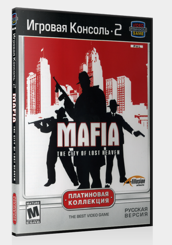 [PS2] Mafia: The City Of lost Heaven [Full RUS|NTSC]
