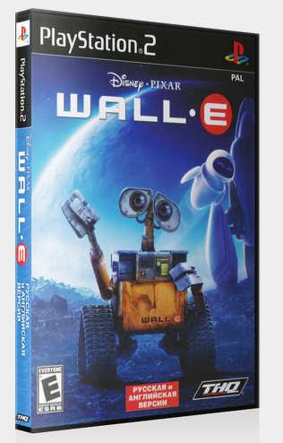 [PS2] WALL-E [Full RUS|PAL]