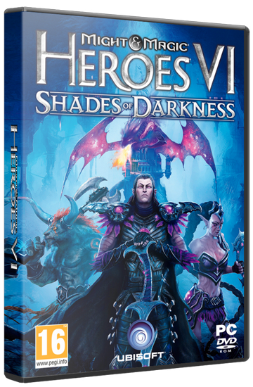 Might & magic heroes 6: shades of darkness [v. 2. 1. 0] (2013) pc.