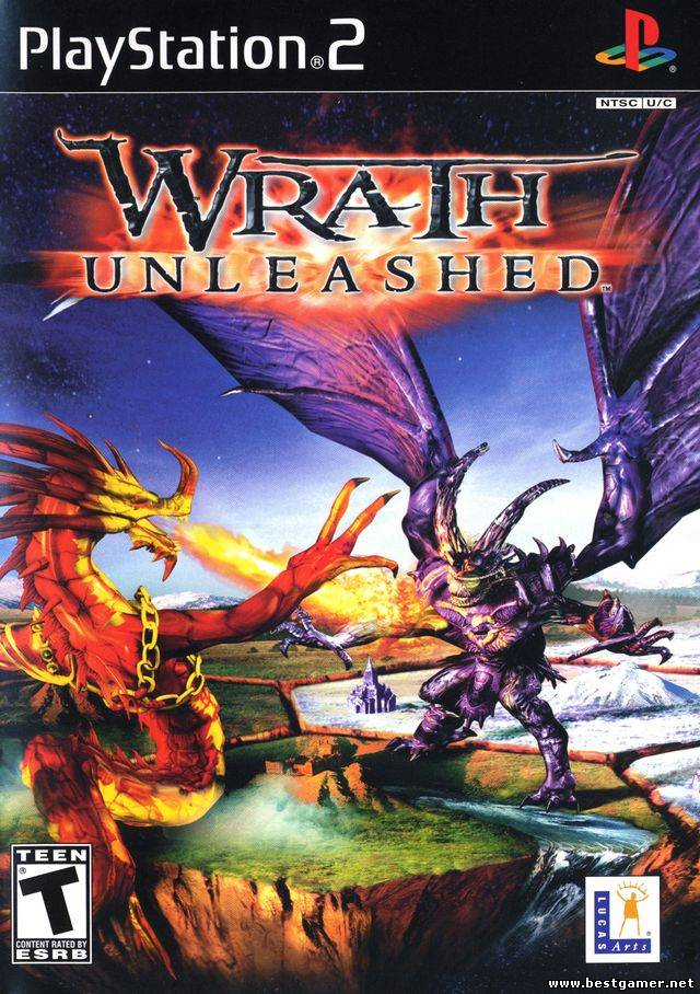 [PS2] Wrath Unleashed [RUS/ENG|NTSC]