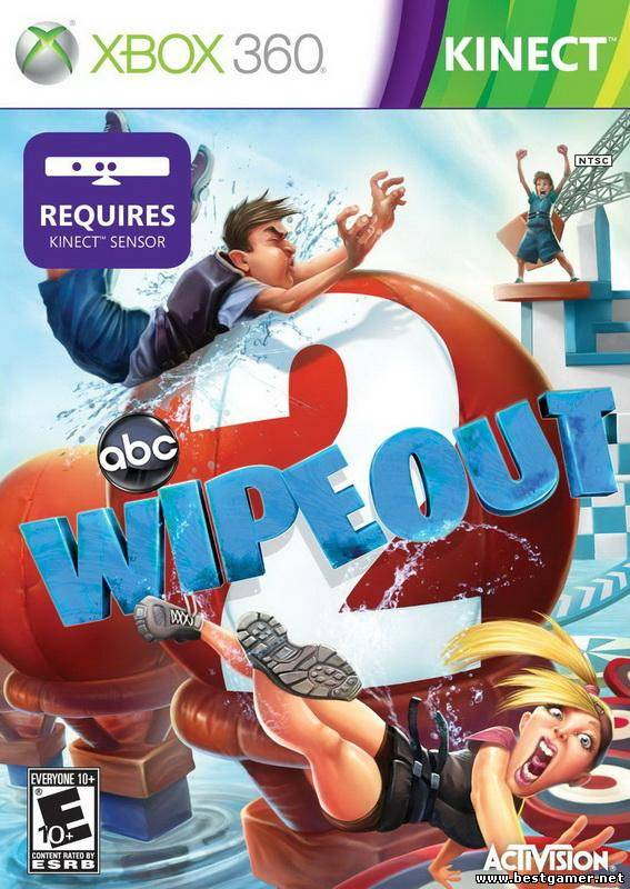 [XBOX360] Wipeout 2 [Kinect] [2011] [FULL] [NTSC/ENG]