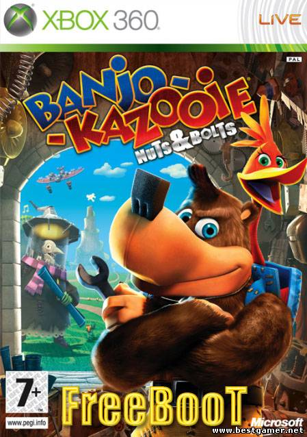 Banjo Kazooie Nuts And Bolts [FREEBOOT/RUSSOUND/GOD]