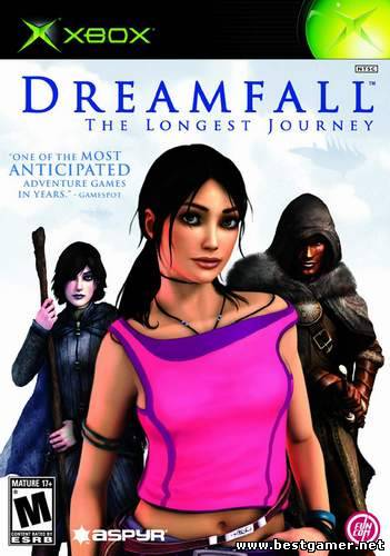 [XBOX] Dreamfall: The Longest Journey [RUS/PAL] FULL RUSSIAN