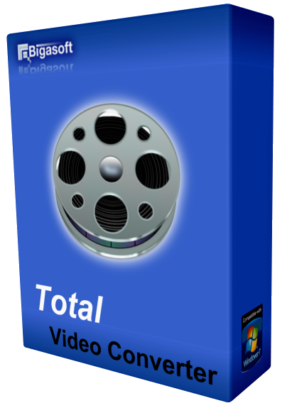 Bigasoft Total Video Converter 3.7.42.4878 Final (2013) РС | + Portable