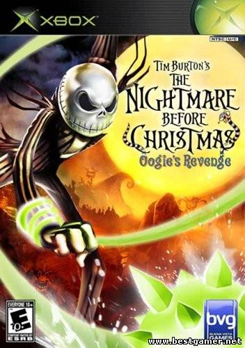 [XBOX] Tim Burton's The Nightmare Before Christmas: Oogie's Revenge [RUS/MIX]