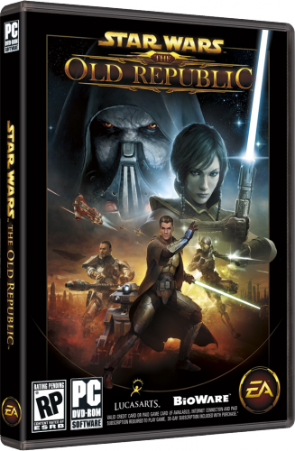 Star Wars: The Old Republic 2.1.1 (Electronic Arts) (ENG) [L]
