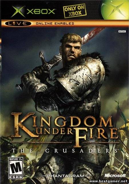 Kingdom Under Fire: The Crusaders [PAL/ENG/DVD9/iXtreme Compatible]