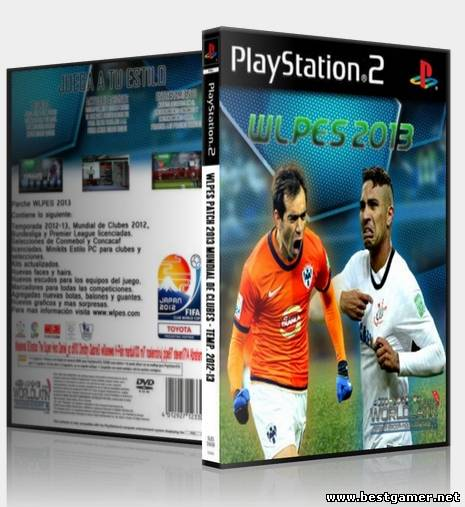 [PS2] PES 2013 Patch WLPES Invierno (Pro Evolution Soccer) [Multi4|NTSC]