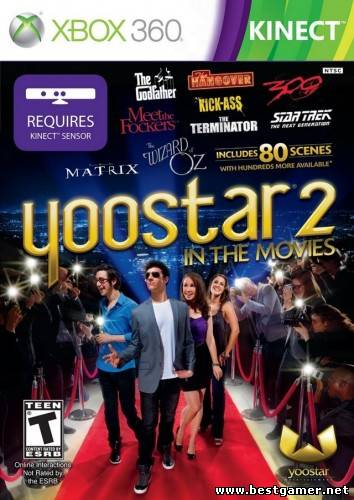 [Kinect] Yoostar 2: In The Movies [ENG][PAL]
