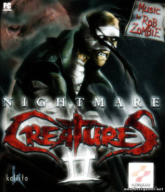 Nightmare Creatures 2 (2000) [RUS] [P]