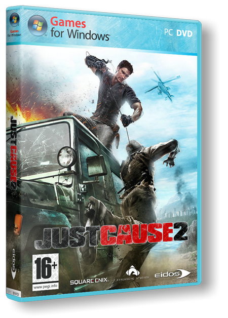Just Cause 2 - Collector's Edition (RePack) [2010/RUS] + DLC