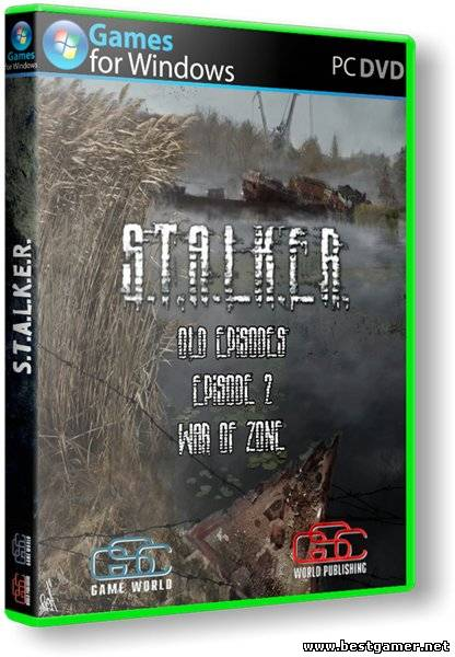 S.T.A.L.K.E.R.: Shadow of Chernobyl - Old Episodes. Episode 2. War of Zone (2013) PC | Mod