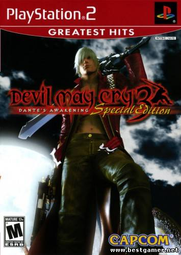 [PS2] Devil May Cry 3: Dante's Awakening Special Edition [ENG|NTSC]