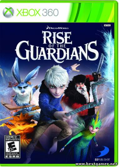 Rise Of The Guardians [Region Free] [RUS]