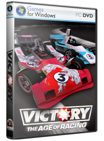 Victory: The Age of Racing (ЗБТ)[2011, Arcade / Racing (Cars)