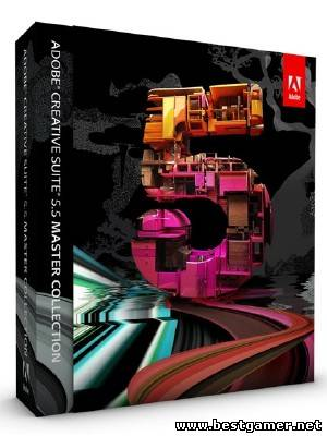 Creative Suite 5.5 Master Collection (2011) PC