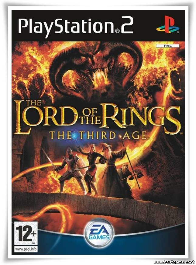 [PS2] The Lord of the Rings: The Third Age [RUS/ENG|PAL]