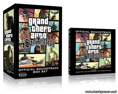 (Soundtrack) Grand Theft Auto: San Andreas soundtrack - Full Soundtrack Collection (Various ...