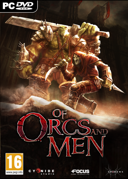 Of Orcs And Men(Cyanide Studio)(L)-SKIDROW