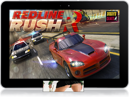 [Android] Redline Rush 1.2.3 (ENG)
