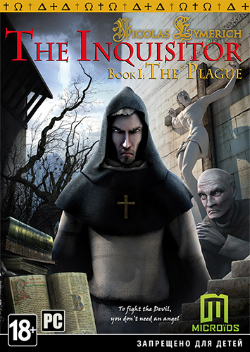 The Inquisitor: Book 1 - The Plague (Anuman Interactive) (ENG) [L] - RELOADED