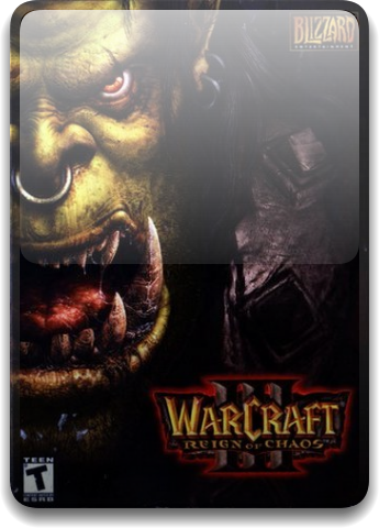 Warcraft III: Reign of Chaos + The Frozen Throne [2002-2003, RUS/RUS, Repack] от Decepticon