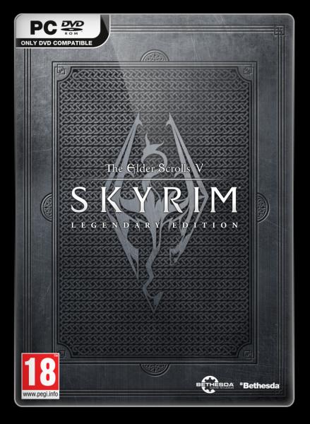 The Elder Scrolls V Skyrim Legendary Edition (v.1.9.32.0) (2013) �������� ��������