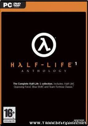 Half-Life Antology (1998-2007) PC | RePack