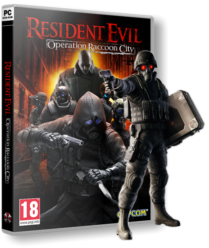 Resident Evil Operation Raccoon City(by R.G.BestGamer.net)[RUS/ENG] RePack+DLC