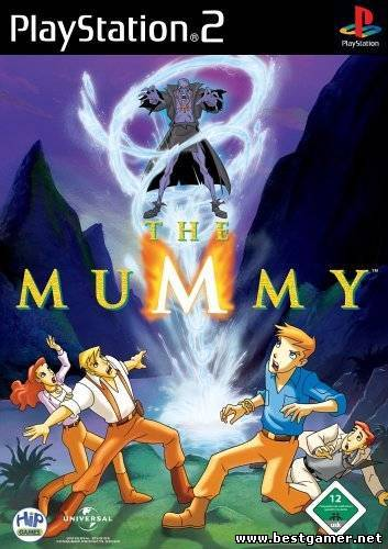 [PS2] The Mummy: The Animated Series [Multi6|PAL]