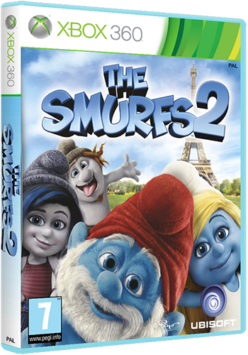 [XBOX360] The Smurfs 2 [Region Free/ENG]
