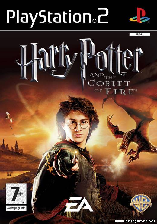 [PS2] Harry Potter and the Goblet of Fire [Full RUS|PAL]