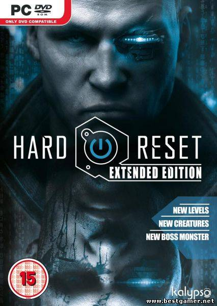 Hard Reset: Extended Edition [1.51] (2011) PC| RePack by CUTA
