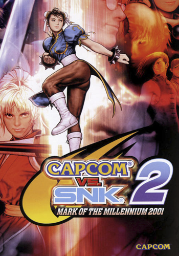 Capcom vs. SNK 2: Mark of the Millennium 2001 (Capcom) (ENG) [RePack]