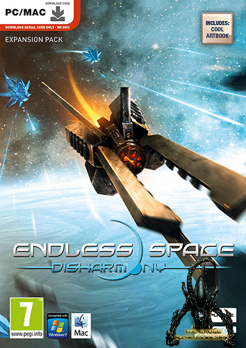 Endless Space: Disharmony[Repack] от ProT1gR