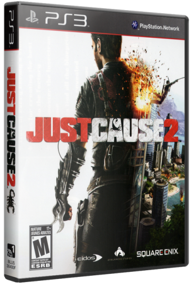[PS3] Just Cause 2 [FULL] [RUSSOUND] [3.55/4.41]