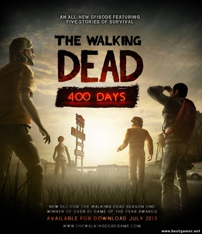 The Walking Dead 400 Days(Лицензия) HI2U