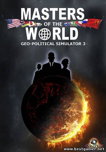 Masters of The World: Geopolitical Simulator 3 (EVERSIM) (ENG) [L]