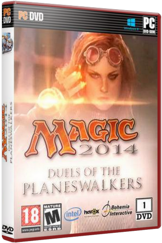 Magic: The Gathering. Duels of the Planeswalkers 2014 (2013) Лицензия
