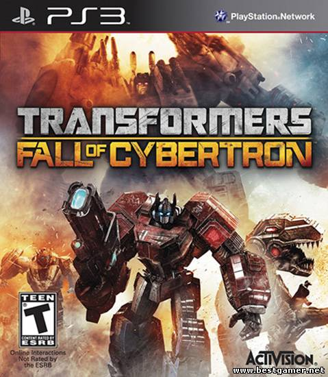 Transformers - Fall of Cybertron [USA/RUS]
